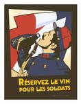 Reservez le vin pour les Soldats