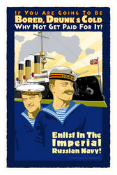 Russian Navy Redux 1904 by MercenaryGraphics
