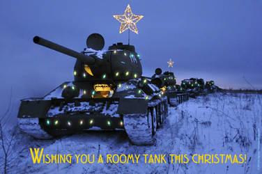 Tankboy Yule
