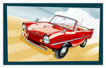 Amphicar 770 by MercenaryGraphics