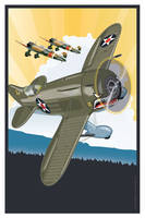 Granville P-45 1937 by MercenaryGraphics