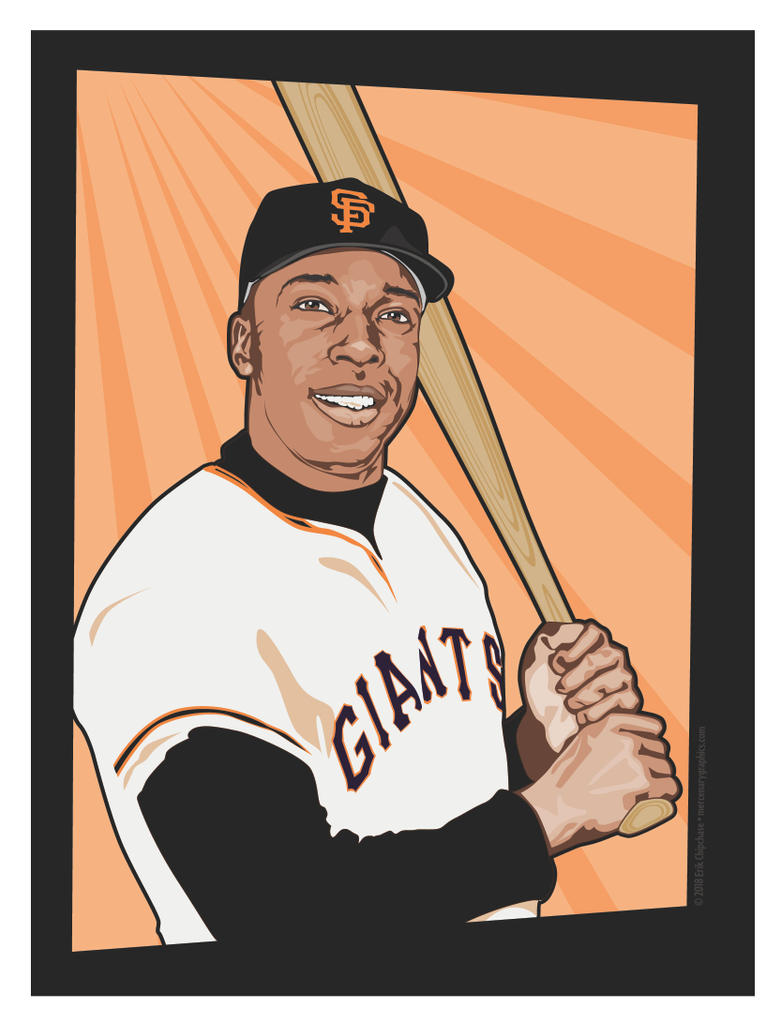 Willie McCovey by MercenaryGraphics