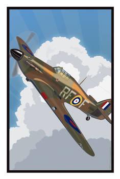 Hawker Hurricane 303 Squadron