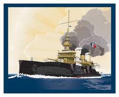 Battleship Bouvet