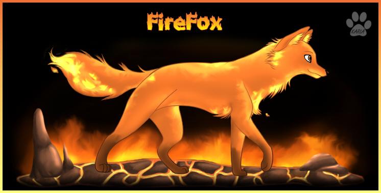 .: Fire Fox :. by FantaTara