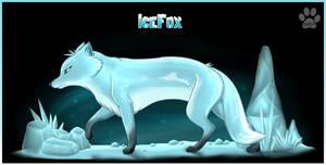 .: Ice Fox :.