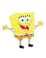 SpongeBob SquarePants by JBugg95