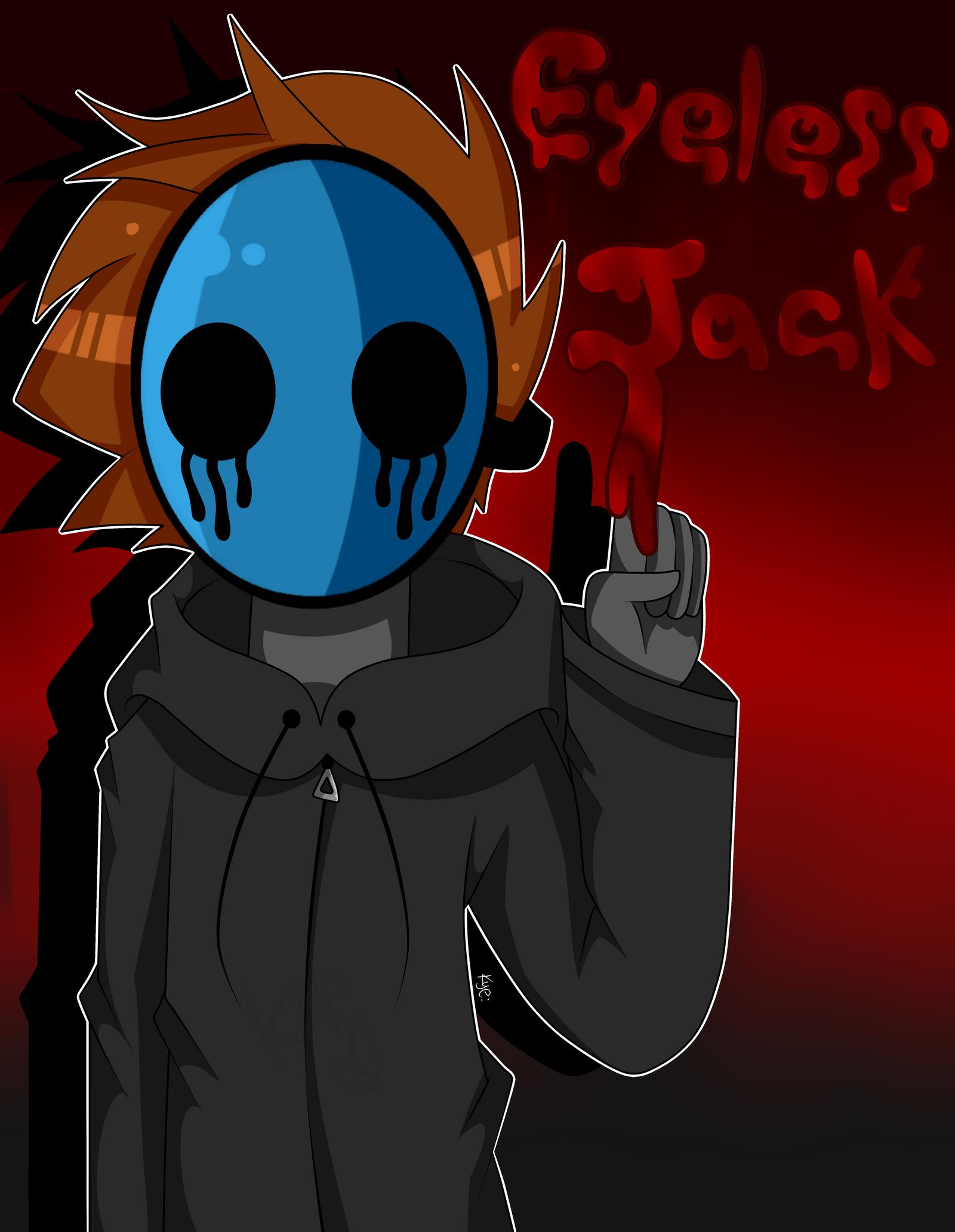 creepypasta eyeless jack d by kingheichou on deviantart