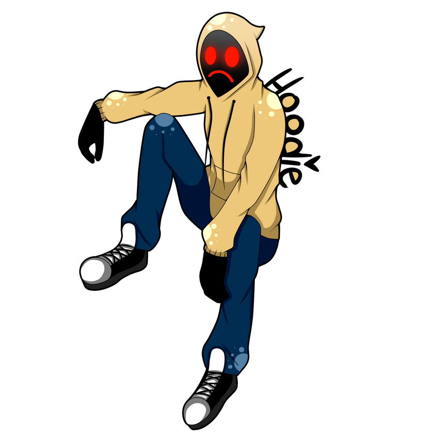 hoodie! :D by KiNGHeichou