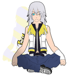 Kingdom Hearts Request: Riku!