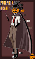 Creepypasta OC [PumpkinHead] by SaadCafe