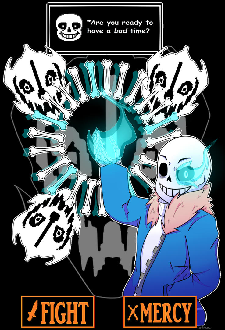 You Ready To Have A Bad Time By Anchortoon On Deviantart