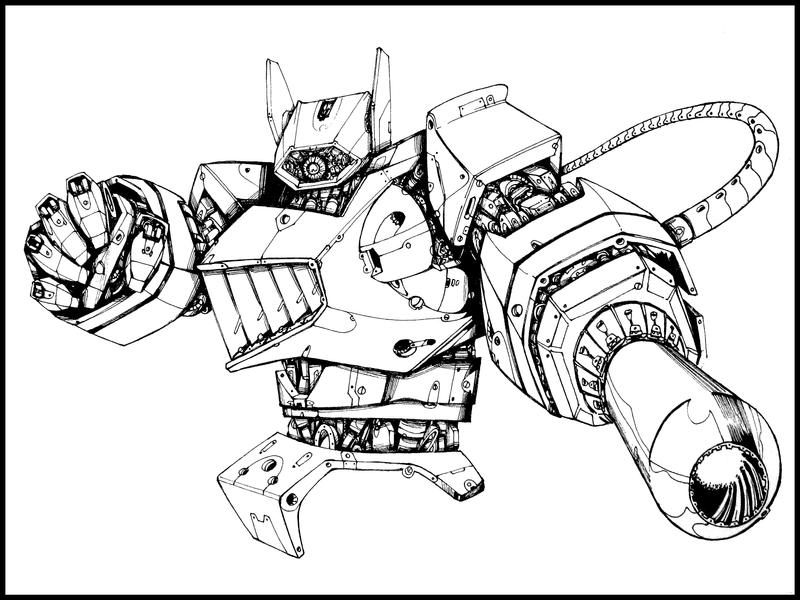 transformers 3 shockwave coloring pages | Shockwave by xyxuz on DeviantArt