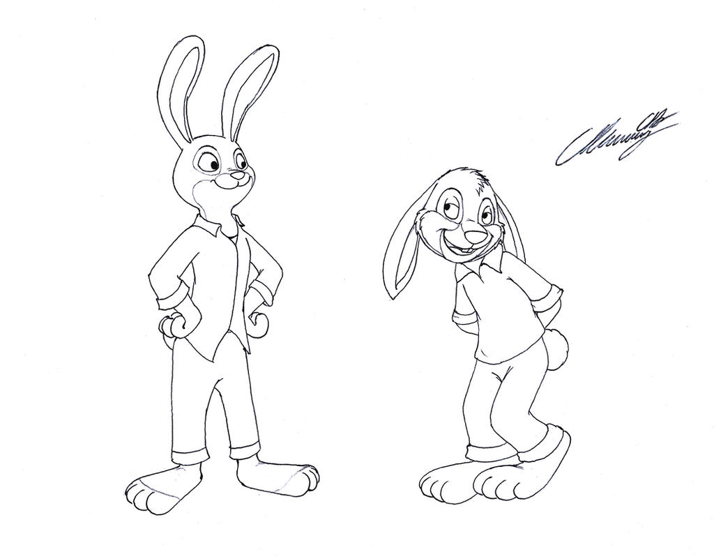 brer rabbit coloring pages - photo#17