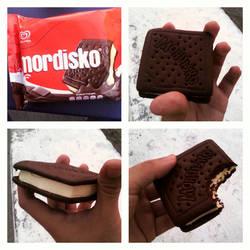 Mordisko (Choco Cookie and cream) by MarkDekaBreak
