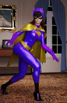 Batgirl: Villa investigation - 1