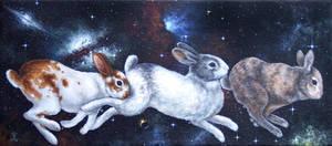 Across the Universe by larkin-art