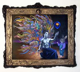 Framed...One Last Chance by larkin-art