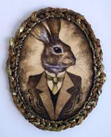 Handsome Jack by larkin-art