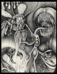 Insectoid nightmares