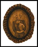 The widow Edenbury by larkin-art