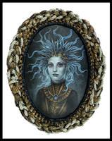 Anemone by larkin-art