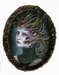 Virgo by larkin-art
