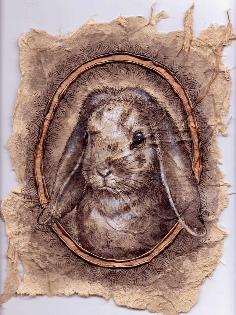 Hannah by larkin-art