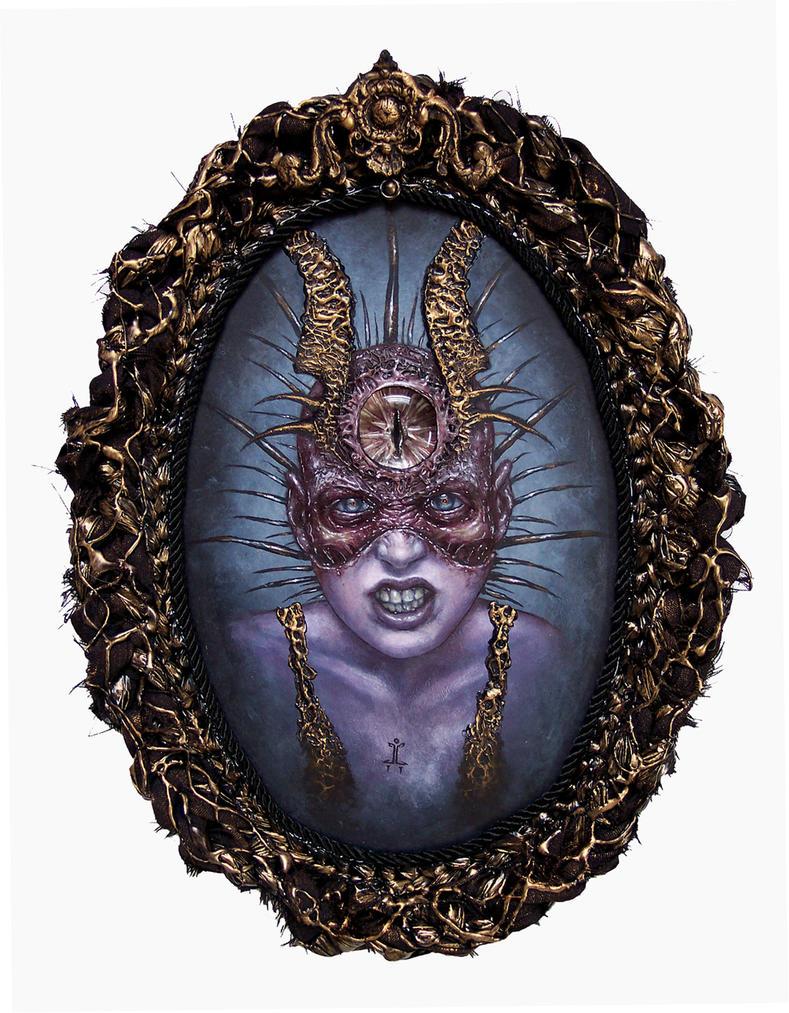 Masquerade Mutilate by larkin-art