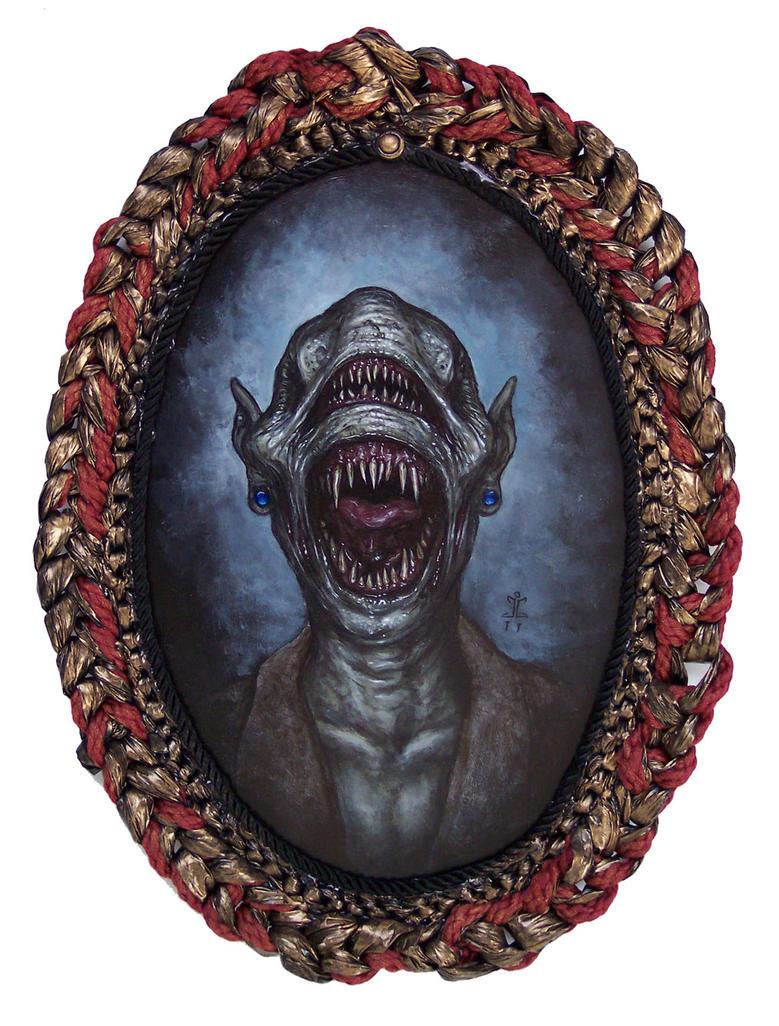 I scream, You Scream by larkin-art