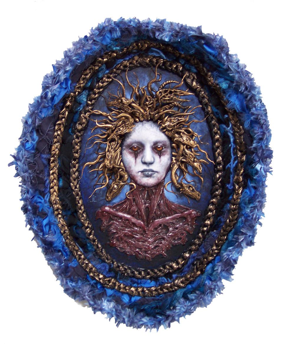 Empress by larkin-art