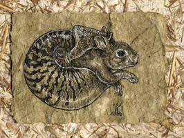 nevolution II by larkin-art