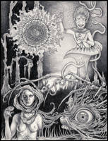 Black Eden - EC with Alexiou by larkin-art