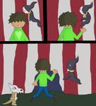(PKMN-CC) Stage Fright