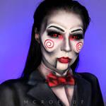 Jigsaw Makeup and Bodypaint