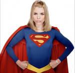 Billie Piper as Supergirl