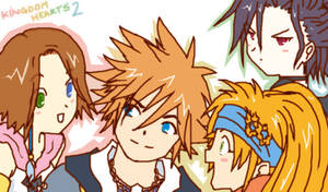 + Sora and the Gullwings +