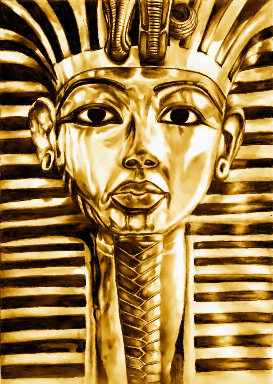 pharaoh iphone wallpaper