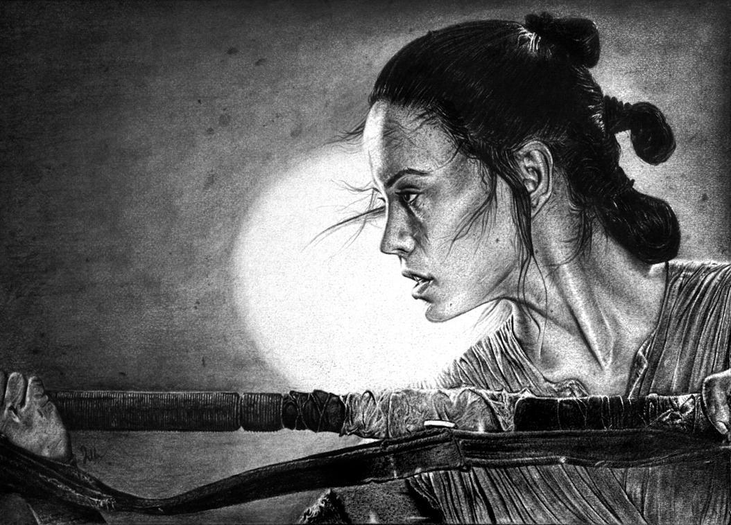Rey by Shekhina