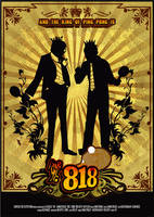 818 poster by aremanvin