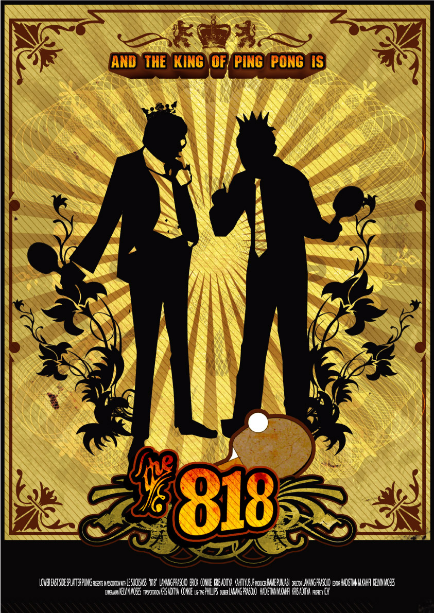 818 poster