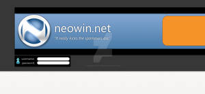 Early - Neowin Site Mockup