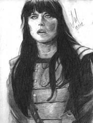 Roman Xena by buckwolf