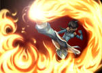 Countdown to Korra ~ :. Fire .: