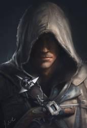 assassin by yueyuecg