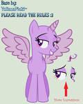 MLP Base #11 -- Twilight Oh Yes Dear...!