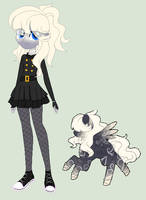 MLP Simple Comision OC by YulianaPie26