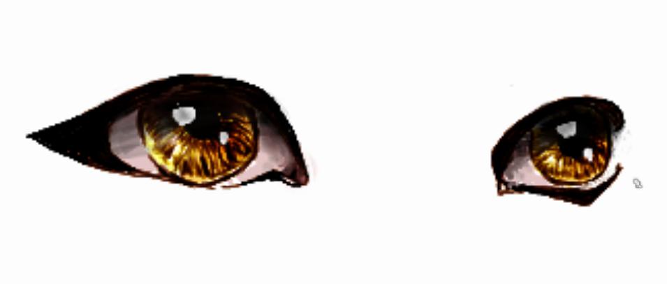 eyes by ruowen