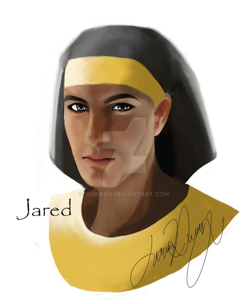 Jared by ruowen