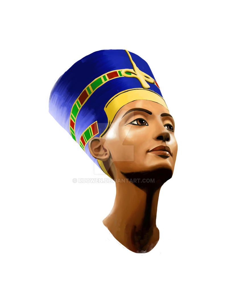 Nefertiti Bak by ruowen
